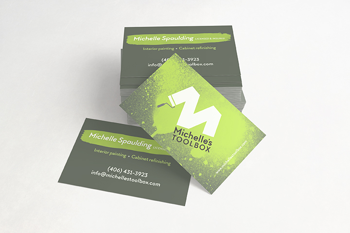 Link to Gallery of business card designs